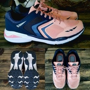 Dr Scholls Sz 11 Blitz Gel Cushion Sneakers Pink